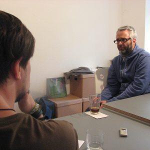 Берлинское интервью с изобретателем «индитроники» Томасом Морром