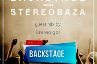 Гостем BACKSTAGE станет Stereoigor