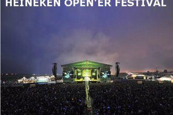 Stereobaza — медиа-гость Heineken Open'er Festival 2012