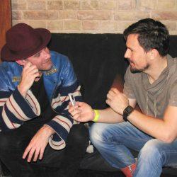 STEREOBAZA#429 Интервью Stereoigor с James Lavelle U.N.K.L.E. / Mo'Wax. Radiohead, Editors, Jungle, Fantomes, Part-Time Friends, Sinoptik, Garbage