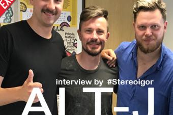 Эксклюзивное интервью Alt-J — в STEREOBAZA (by Stereoigor)