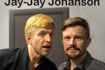 STEREOBAZA#427 интервью с Jay-Jay Johanson и WhoMadeWho, Bon Homme, Lydmor, Vita Bergen, Jamala