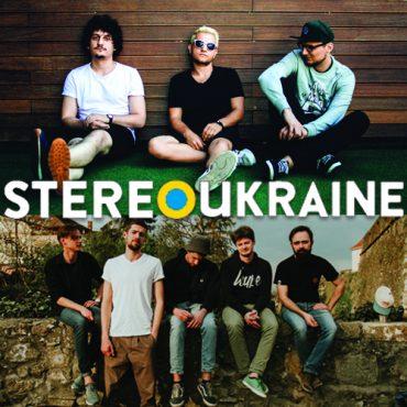 StereoUkraine [#014]: Леді Джанк # Siberian Sun