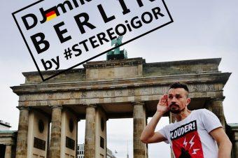 """Stereoigor """"DJ-miks aus Berlin"""""""