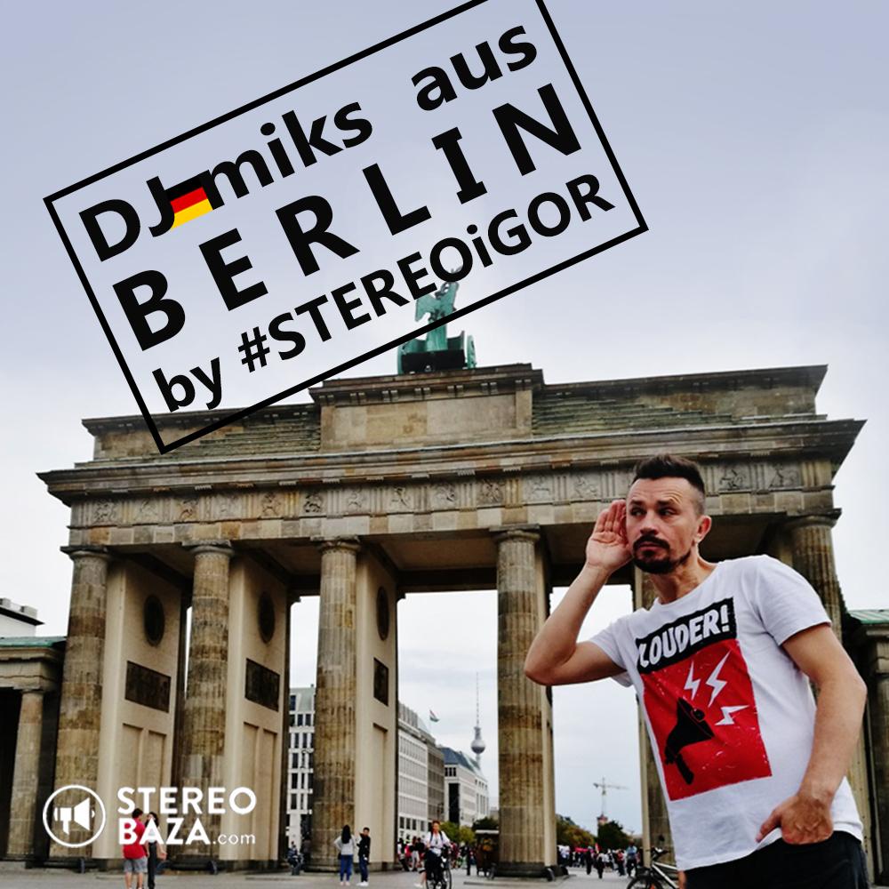 Stereoigor «DJ-miks aus Berlin»