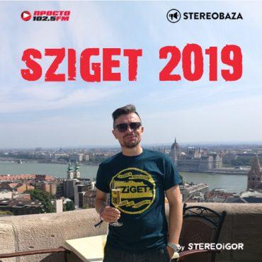 STEREOBAZA#365 — Sziget'2019