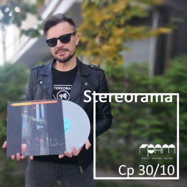 «Stereorama» by Stereoigor: в GRAM-баре стартует серия аудио-эстетских ивентов