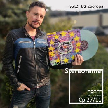 """Stereorama"" vol.2 со Stereoigor состоится в GRAM-баре в Ср, 27/11/2019"