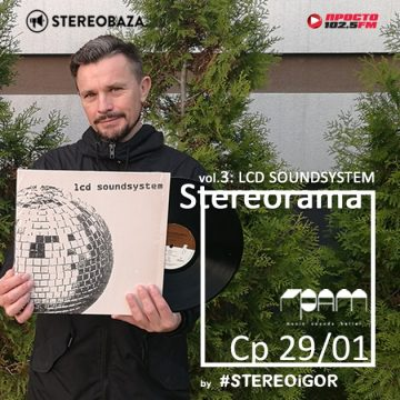 "Ср, 29 янв: ""Stereorama"" vol.3 со Stereoigor @GRAM"