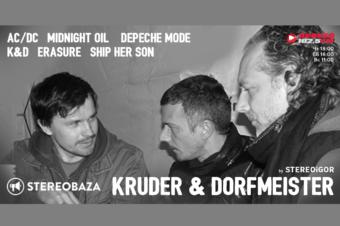 STEREOBAZA#412 Stereoigor: AC/DC, Kruder & Dorfmeister, Depeche Mode, Midnight Oil, Ship Her Son (ua), Erasure