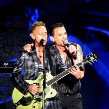 Depeche Mode в Тель-Авиве: спецрепортаж
