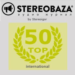 STEREOBAZA вошла в международный ТОП-50 популярных радиошоу