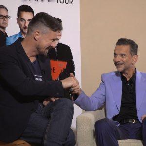 """Dave Gahan / Depeche Mode: """"Всегда есть ощущение, что в записи можно было что-то сделать иначе"""""""