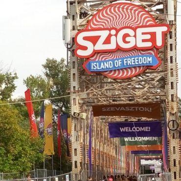 15 заметок о фестивале Sziget'2016