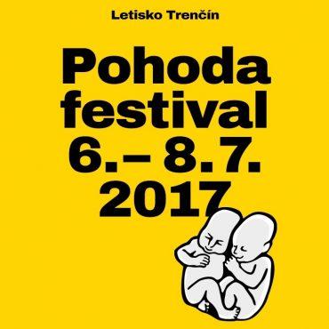 Pohoda Festival в Словакии: 6—8 июля 2017