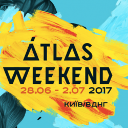 Atlas Weekend 2017: Киев, 28/06—02/07
