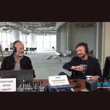 Stereoigor в КУБе на ТВ-канале PRM