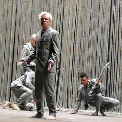 Концерт Дэвида Бирна в Мадриде: как это было