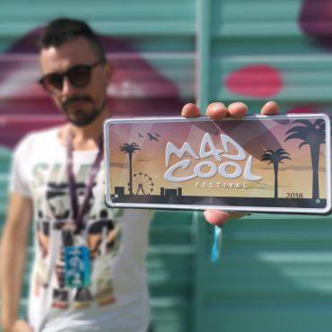 Мадридский дневник Mad Cool: день#1