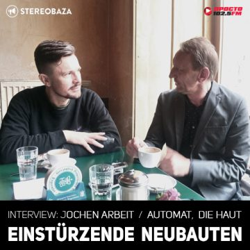 STEREOBAZA#331: «7 лет в эфире». Спецвыпуск-интервью Einstürzende Neubauten в Берлине