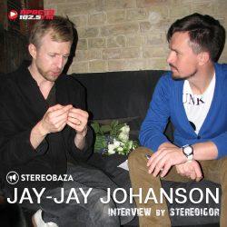 Jay-Jay Johanson: «Чем меньше город, в котором живешь, тем громче нужно заявлять о себе»