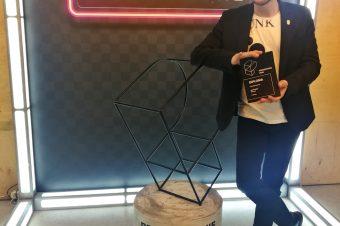 Stereoigor награждён на PRESSZVANIE'2019: «Культура / Музыка»